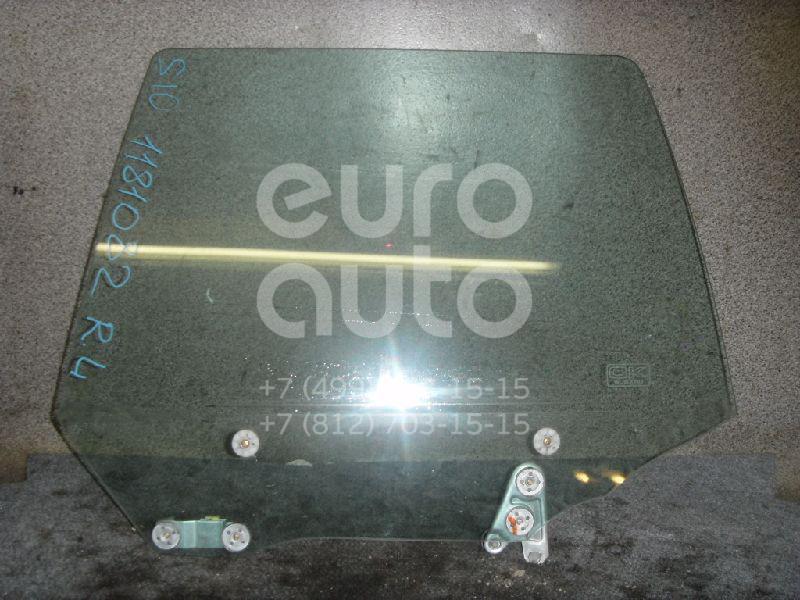 Стекло двери задней левой для Subaru Forester (S10) 2000-2002;Forester (S10) 1997-2000 - Фото №1