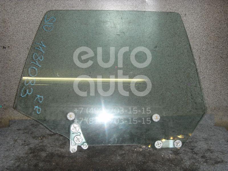 Стекло двери задней правой для Subaru Forester (S10) 2000-2002;Forester (S10) 1997-2000 - Фото №1