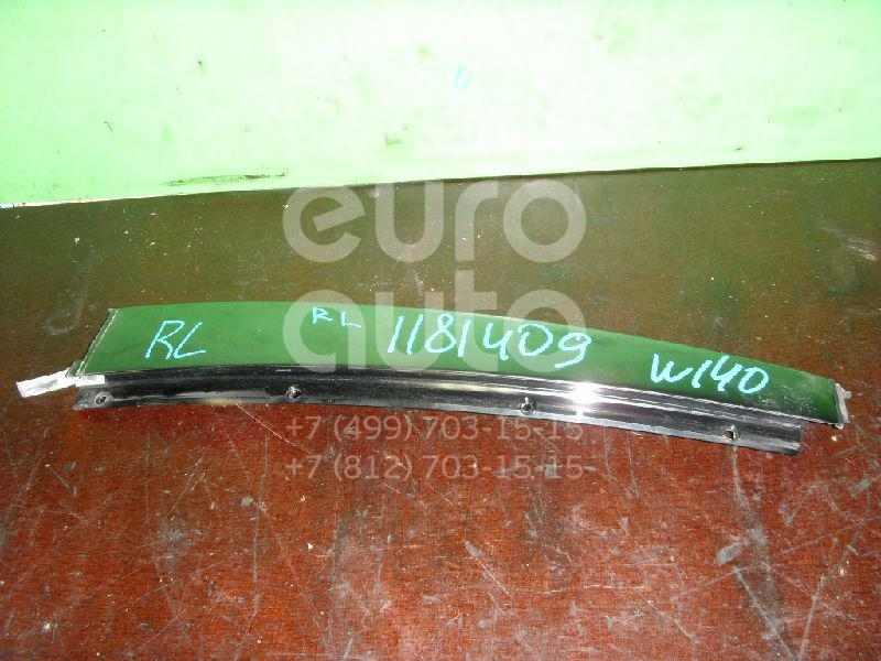 Накладка на дверь для Mercedes Benz W140 1991-1999 - Фото №1