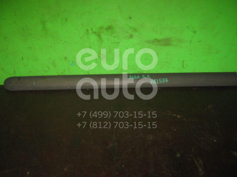 Молдинг передней правой двери для Opel Agila A 2000-2008 - Фото №1