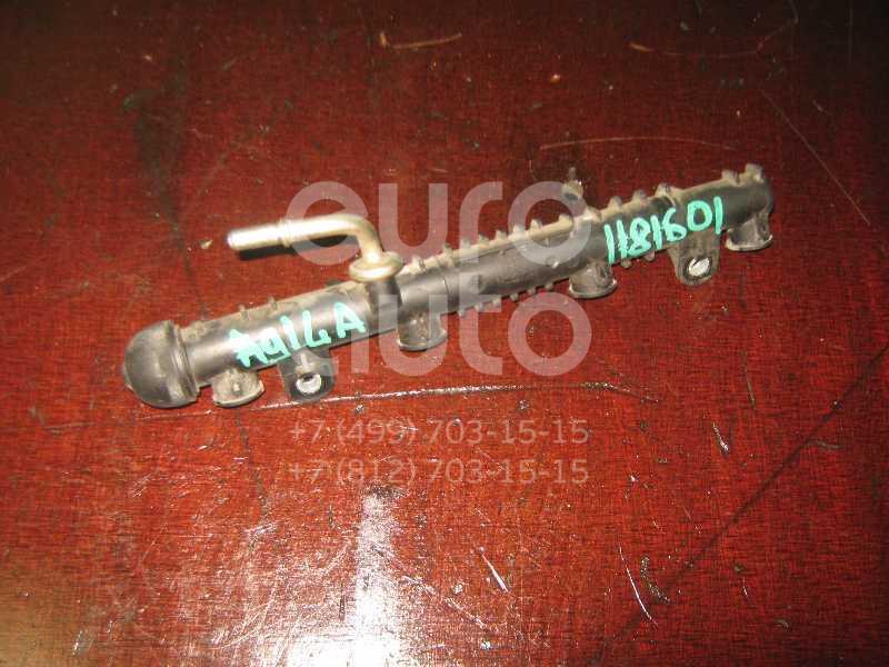 Рейка топливная (рампа) для Opel Agila A 2000-2008;Corsa C 2000-2006 - Фото №1
