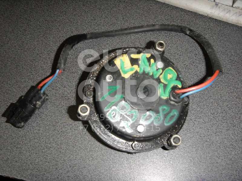 Моторчик вентилятора для Chevrolet Lanos 2004-2010 - Фото №1