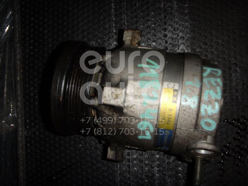 Компрессор системы кондиционирования для Daewoo Rezzo 2000-2011 - Фото №1
