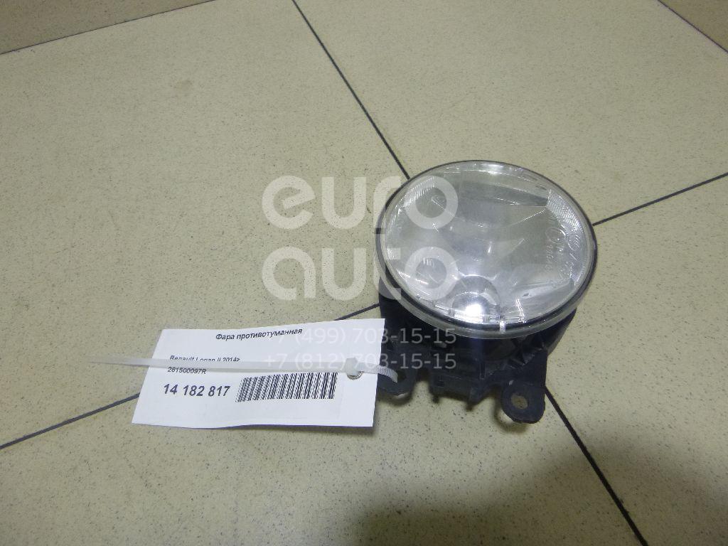 Купить Фара противотуманная Renault Logan II 2014-; (261500097R)