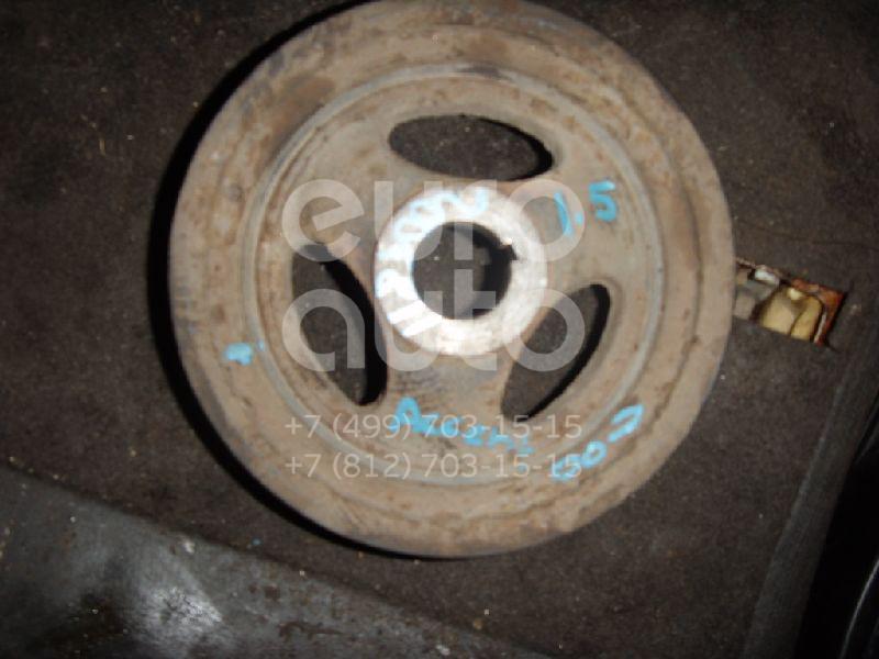 Шкив коленвала для Hyundai Accent II (+ТАГАЗ) 2000-2012;Getz 2002-2010 - Фото №1