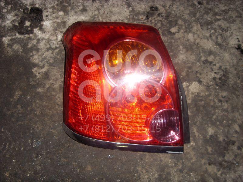 Фонарь задний левый для Toyota Avensis II 2003-2008 - Фото №1