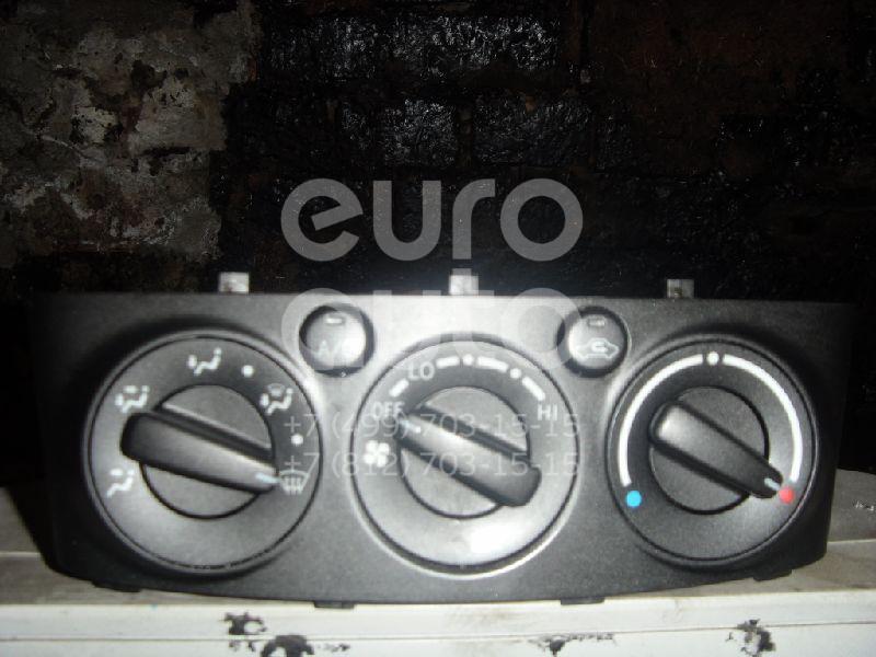 Блок управления отопителем для Toyota Avensis II 2003-2008 - Фото №1