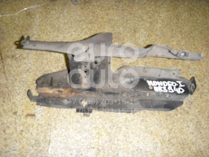 Крепление АКБ (корпус/подставка) для Ford Mondeo I 1993-1996 - Фото №1
