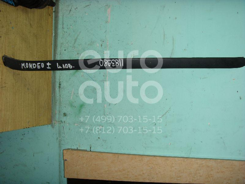 Накладка лобового стекла левая для Ford Mondeo I 1993-1996 - Фото №1