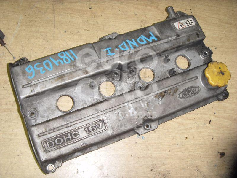 Крышка головки блока (клапанная) для Ford Mondeo I 1993-1996;Escort/Orion 1990-1995;Escort/Orion 1995-2000;Mondeo II 1996-2000;Fiesta 1989-1995;Cougar 1998-2001 - Фото №1