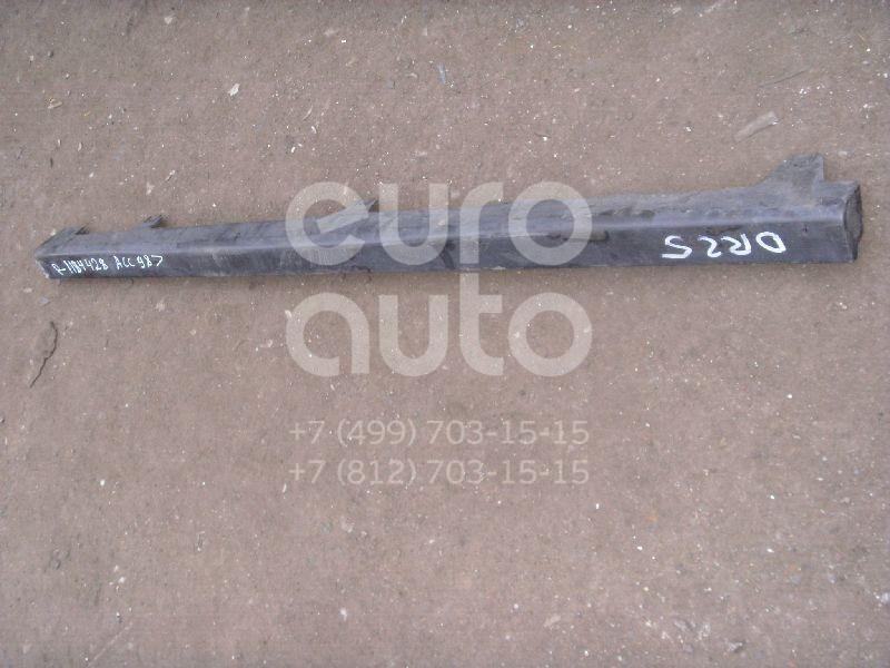 Накладка на порог (наружная) для Honda Accord VI 1998-2002 - Фото №1