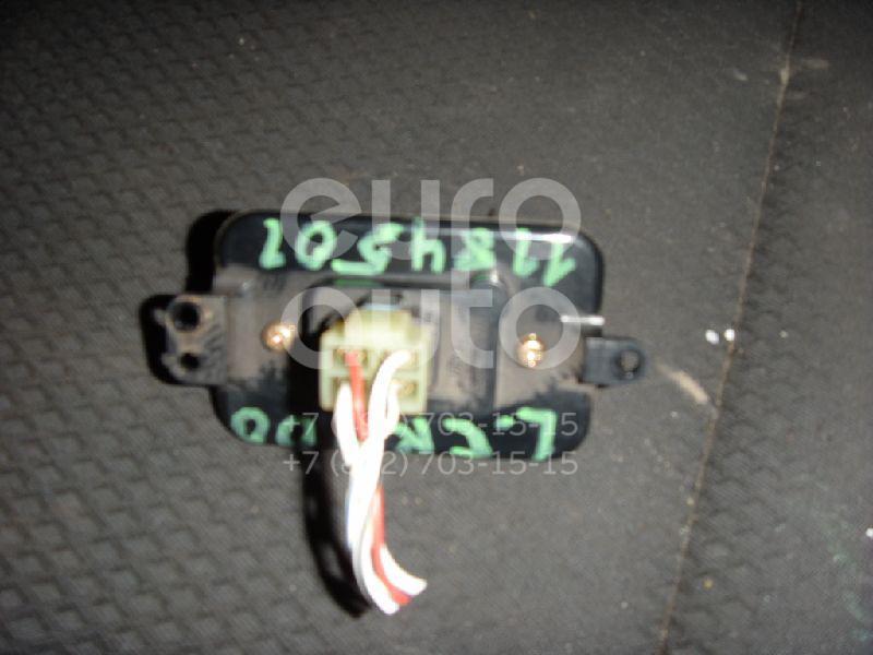 Резистор отопителя для Toyota,Lexus Land Cruiser (100) 1998-2007;LX 470 1998-2007 - Фото №1