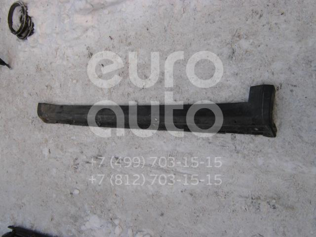Накладка на порог (наружная) для Subaru Tribeca (B9) 2005-2014 - Фото №1