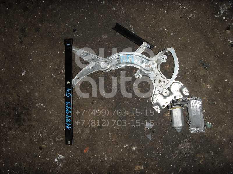 Стеклоподъемник электр. передний правый для VW Passat [B4] 1994-1996;Passat [B3] 1988-1993 - Фото №1