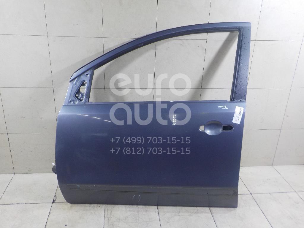 Купить Дверь передняя левая Nissan Note (E11) 2006-2013; (H01019U0M0)