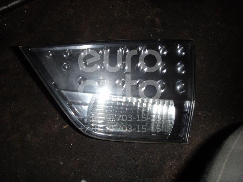 Фонарь задний внутренний правый для Mitsubishi Outlander XL (CW) 2006-2012 - Фото №1