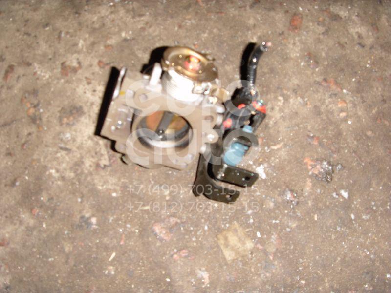 Заслонка дроссельная механическая для Honda Jazz 2002-2008 - Фото №1
