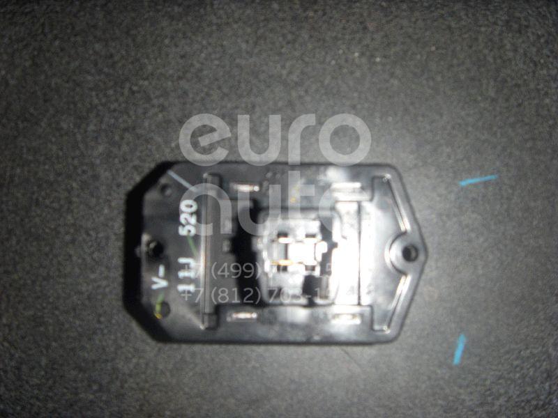 Резистор отопителя для Toyota Corolla E15 2006-2013;Auris (E15) 2006-2012;Verso 2009>;RAV 4 2013>;Corolla E18 2013> - Фото №1
