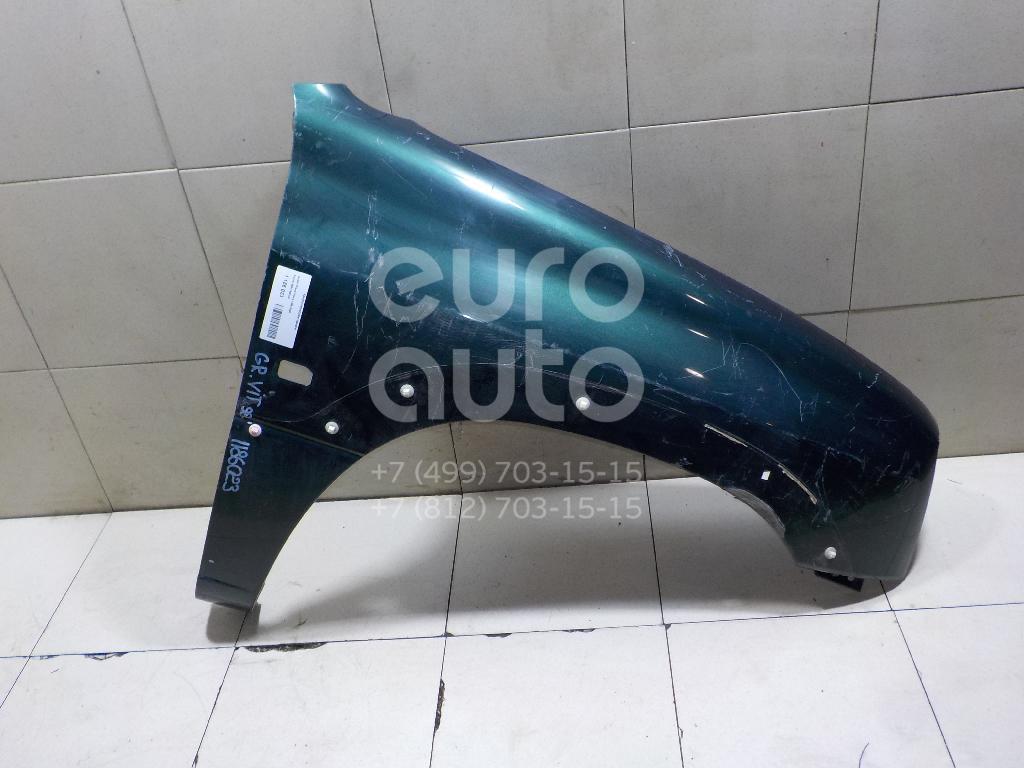 Крыло переднее правое для Suzuki Grand Vitara 1998-2005 - Фото №1