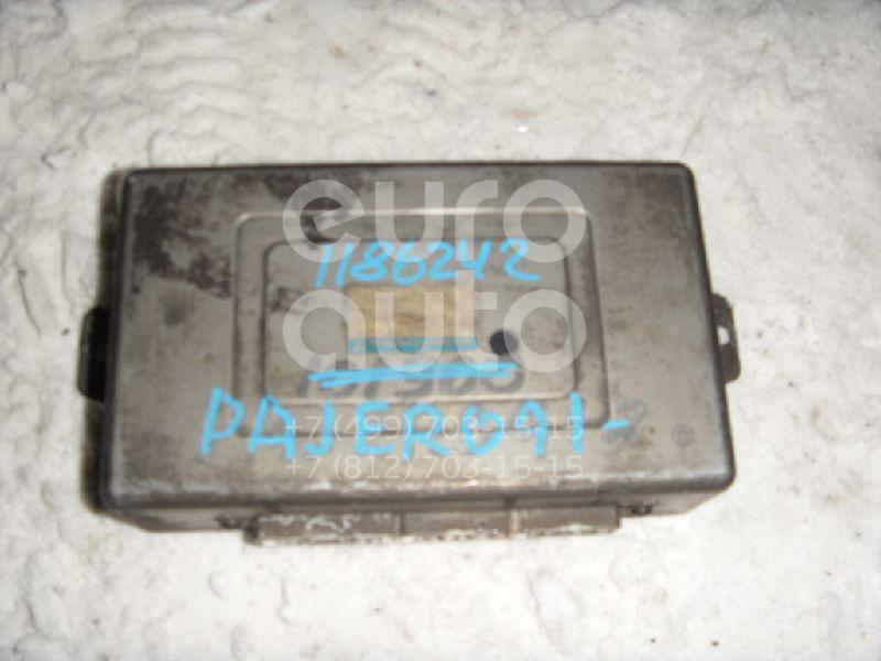 Блок управления ABS для Mitsubishi Pajero/Montero II (V1, V2, V3, V4) 1991-1996;Pajero/Montero II (V1, V2, V3, V4) 1997-2004 - Фото №1
