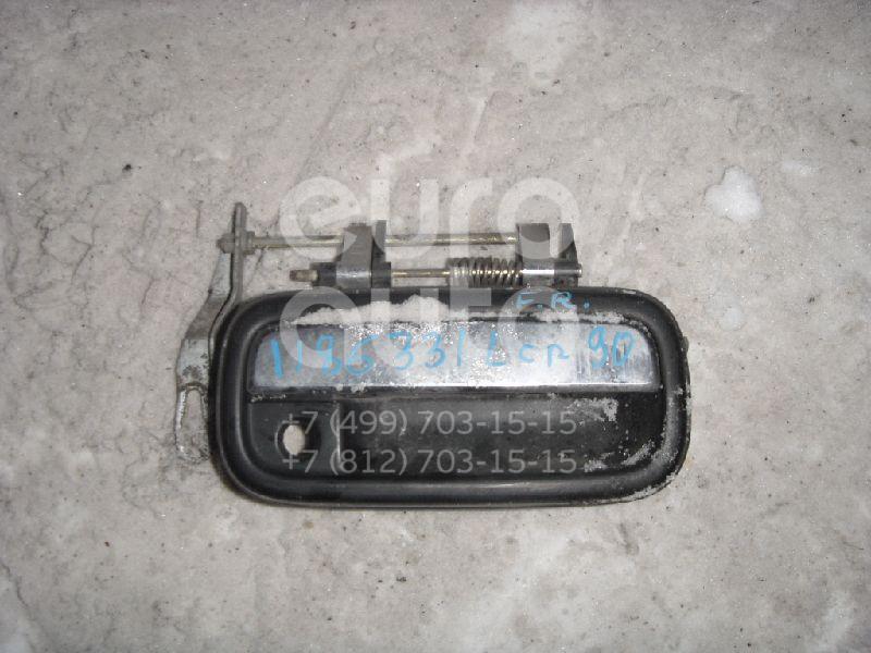 Ручка двери передней наружная правая для Toyota Land Cruiser (90)-Prado 1996-2002 - Фото №1