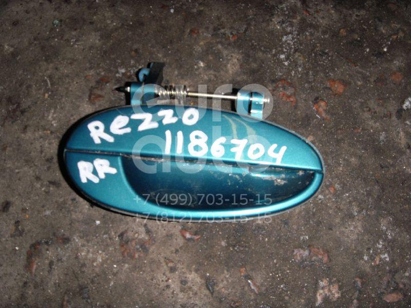 Ручка двери задней наружная правая для Daewoo,Chevrolet Rezzo 2000-2011;Rezzo 2005-2010 - Фото №1