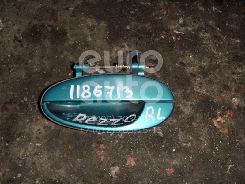 Ручка двери задней наружная левая для Daewoo,Chevrolet Rezzo 2000-2011;Rezzo 2005-2010 - Фото №1