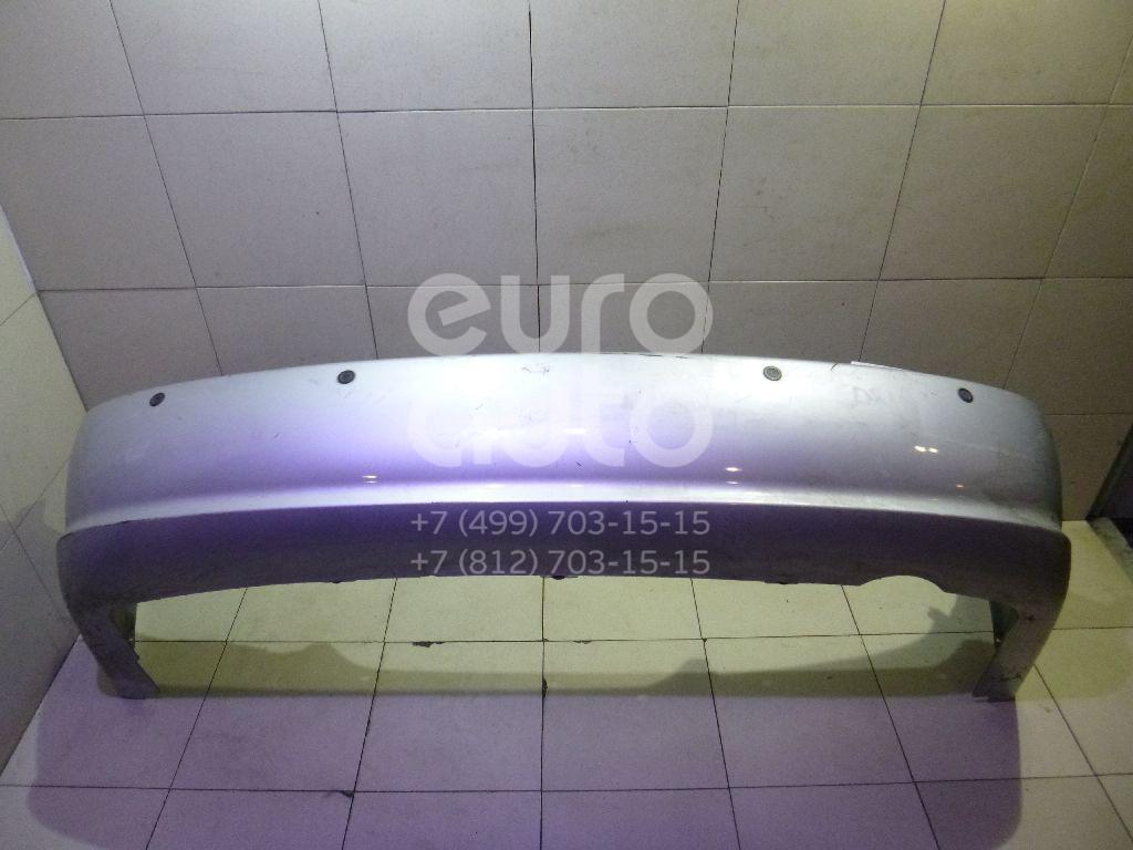 Бампер задний для Hyundai Sonata IV (EF)/ Sonata Tagaz 2001-2012 - Фото №1