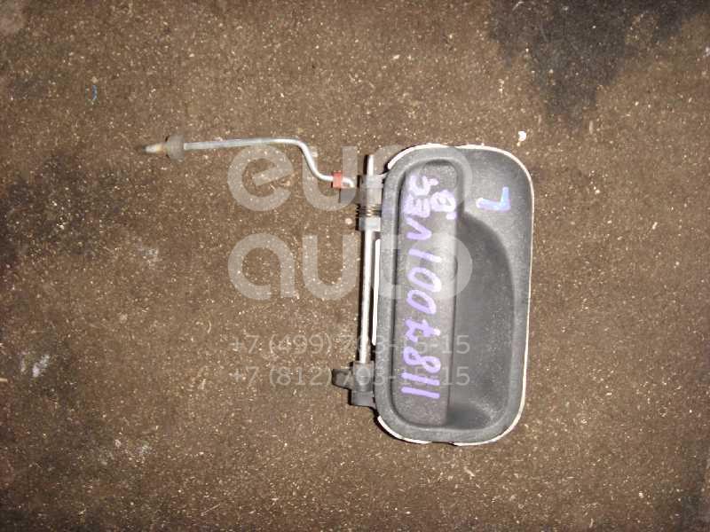 Ручка двери наружная левая для Opel Vectra B 1999-2002 - Фото №1