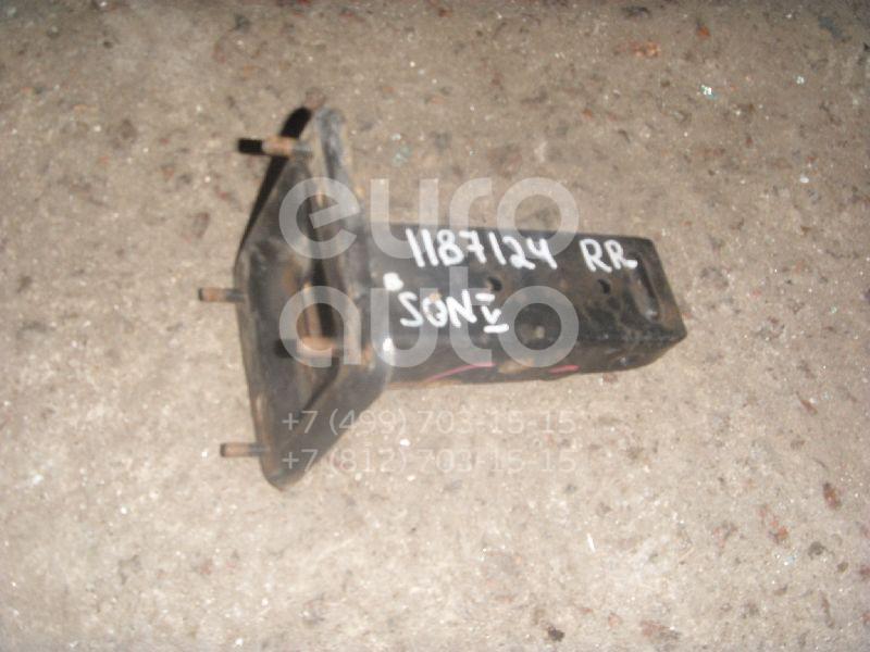 Кронштейн усилителя заднего бампера правый для Hyundai Sonata IV (EF)/ Sonata Tagaz 2001-2012 - Фото №1