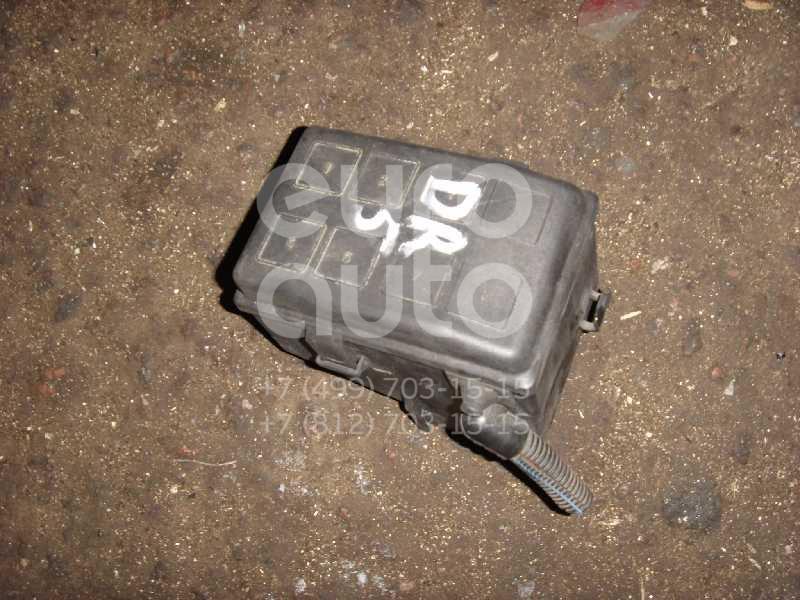 Корпус блока предохранителей для Opel Astra G 1998-2005;Zafira A (F75) 1999-2005 - Фото №1