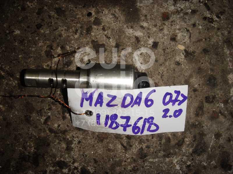 Клапан электромагн. изменения фаз ГРМ для Mazda Mazda 6 (GH) 2007-2012;Mazda 3 (BK) 2002-2009;S-MAX 2006>;Mondeo IV 2007-2015;CX 7 2007> - Фото №1