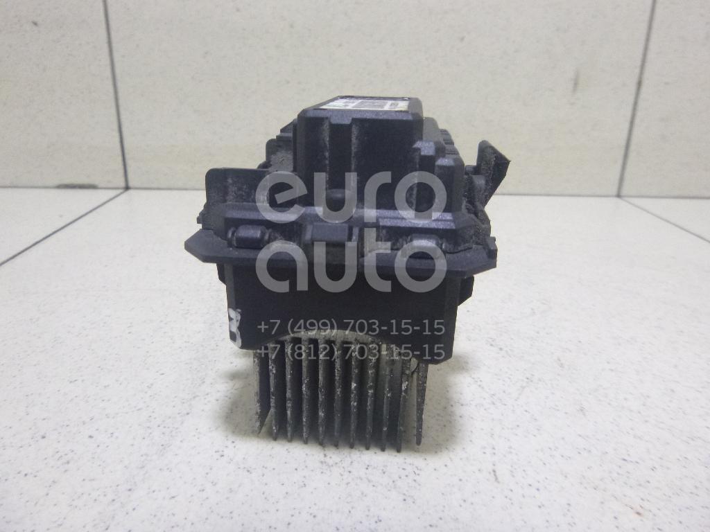 Купить Резистор отопителя Renault Megane III 2009-2016; (7701209850)
