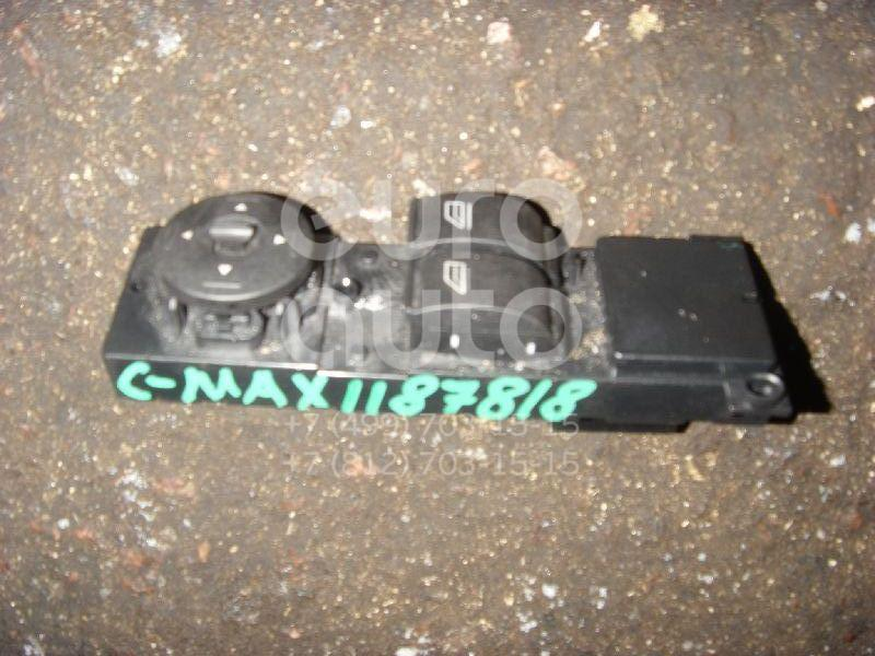 Блок управления стеклоподъемниками для Ford C-MAX 2003-2011;Focus II 2005-2008 - Фото №1