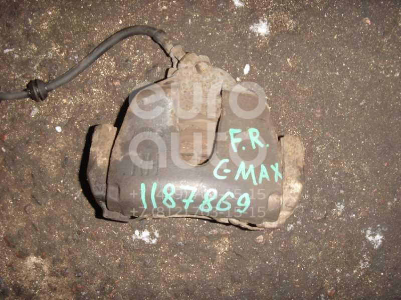 Суппорт передний правый для Ford C-MAX 2003-2011;Focus II 2005-2008;Mazda 5 (CR) 2005-2010;Mazda 3 (BK) 2002-2009;Focus II 2008-2011;Kuga 2008-2012;Mazda 3 (BL) 2009-2013;Focus III 2011>;C-MAX 2011> - Фото №1