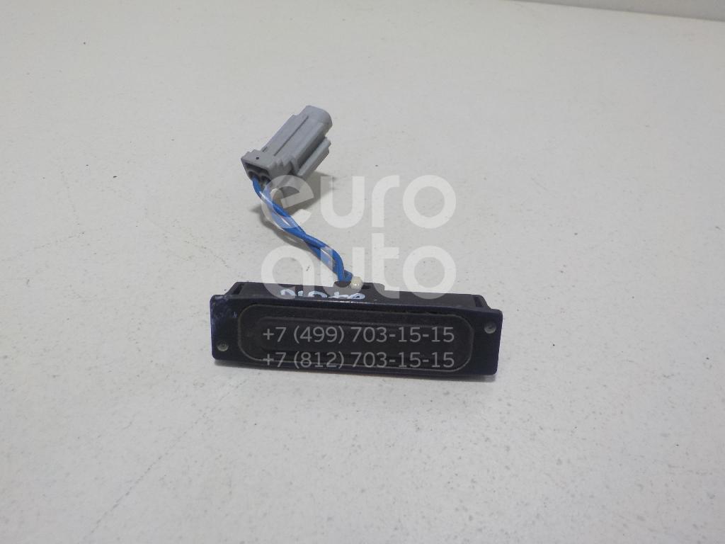 Купить Кнопка открывания багажника Nissan Note (E11) 2006-2013; (253809U00A)
