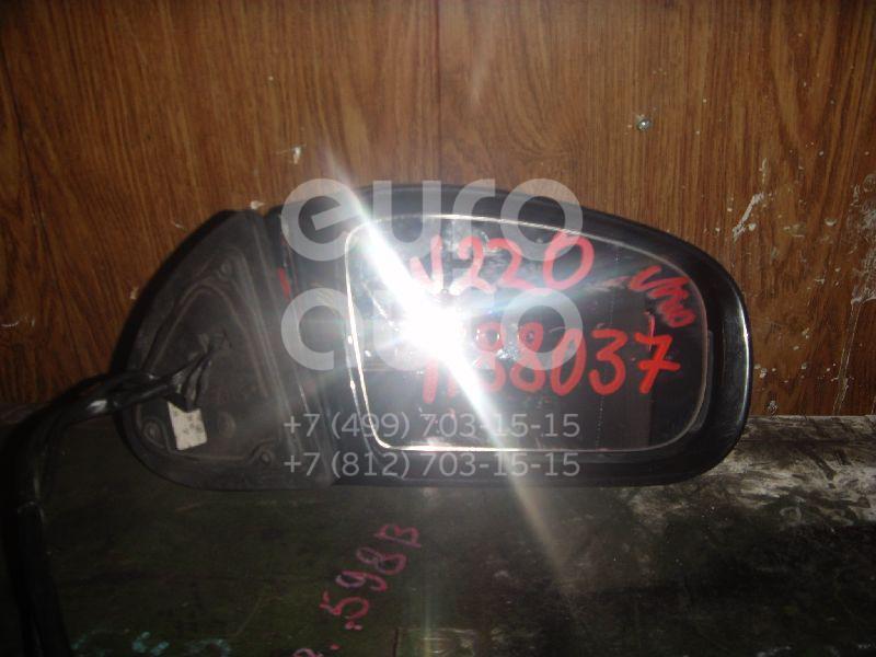 Зеркало правое электрическое для Mercedes Benz W220 1998-2005 - Фото №1