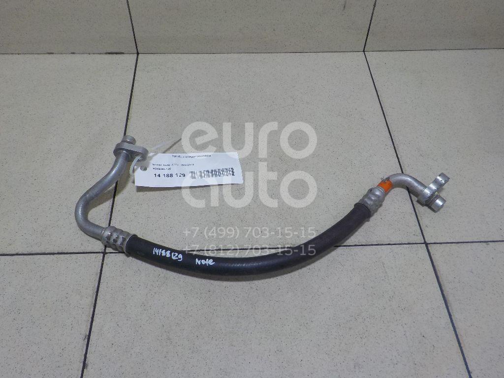 Купить Трубка кондиционера Nissan Note (E11) 2006-2013; (924909U100)