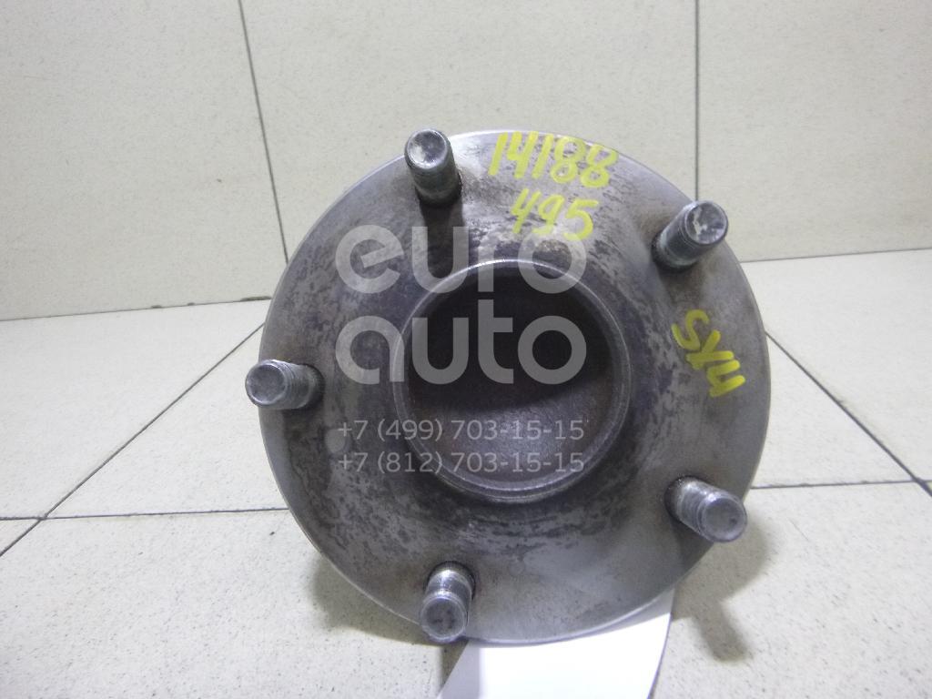 Купить Ступица задняя Suzuki SX4 2006-2013; (4340280J01)