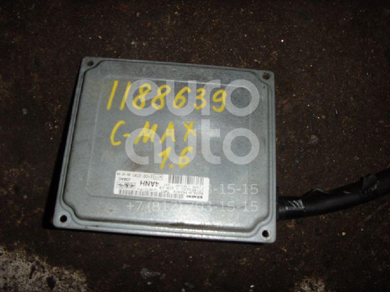 Блок управления двигателем для Ford C-MAX 2003-2011 - Фото №1