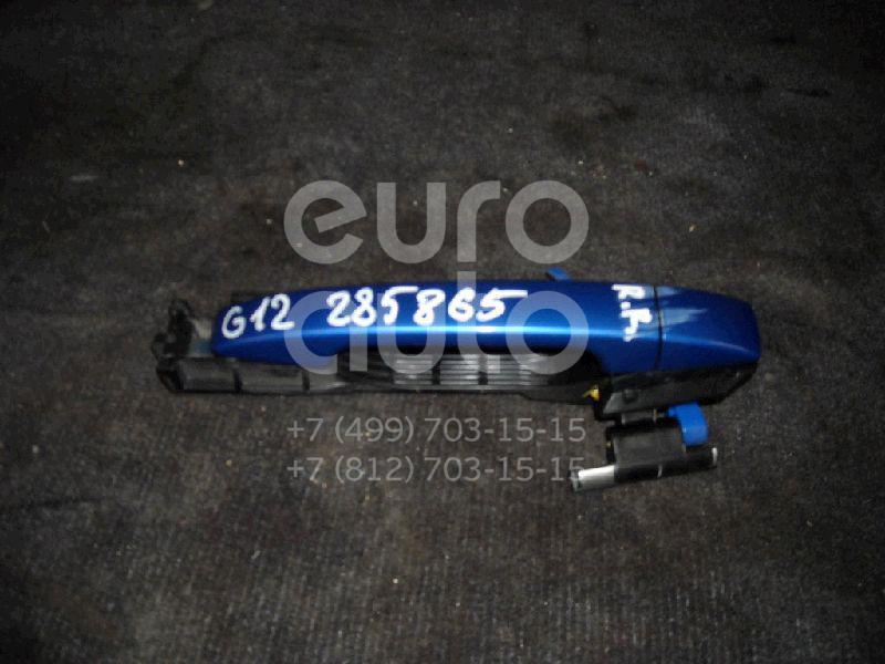 Ручка двери задней наружная правая для Subaru Impreza (G12) 2007-2012 - Фото №1