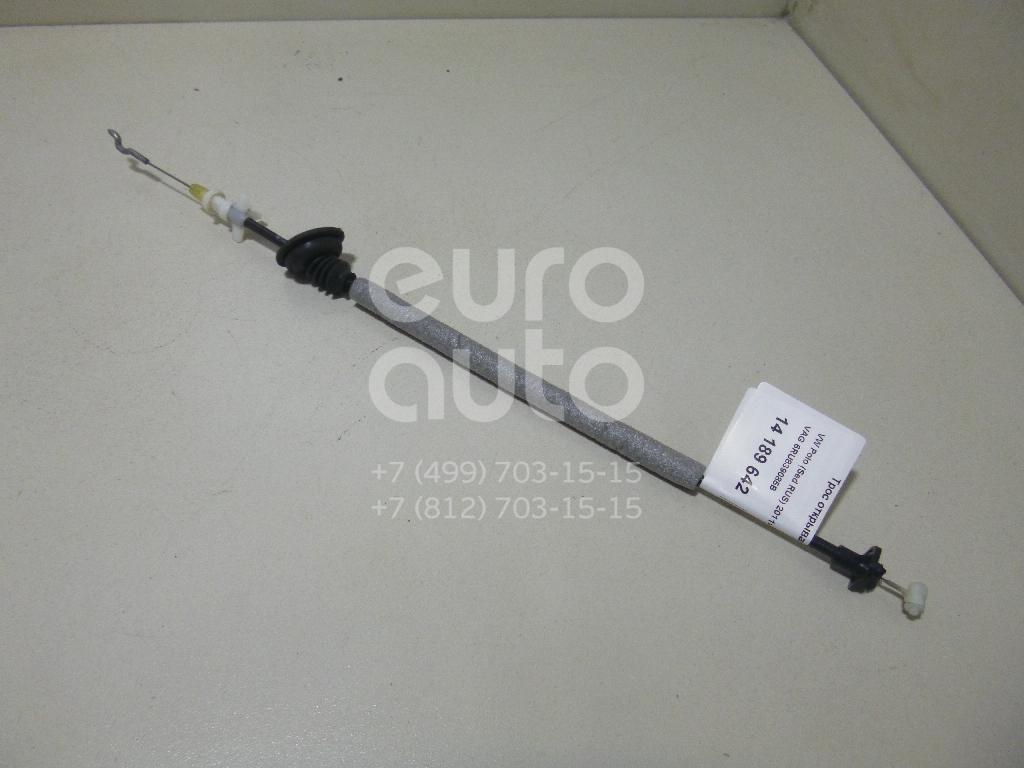 Купить Трос открывания задней двери VW Polo (Sed RUS) 2011-; (6RU839085B)