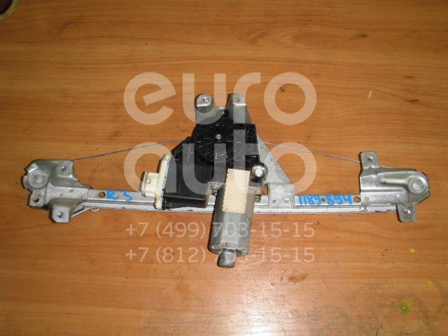 Стеклоподъемник электр. задний правый для Opel Omega B 1994-2003 - Фото №1