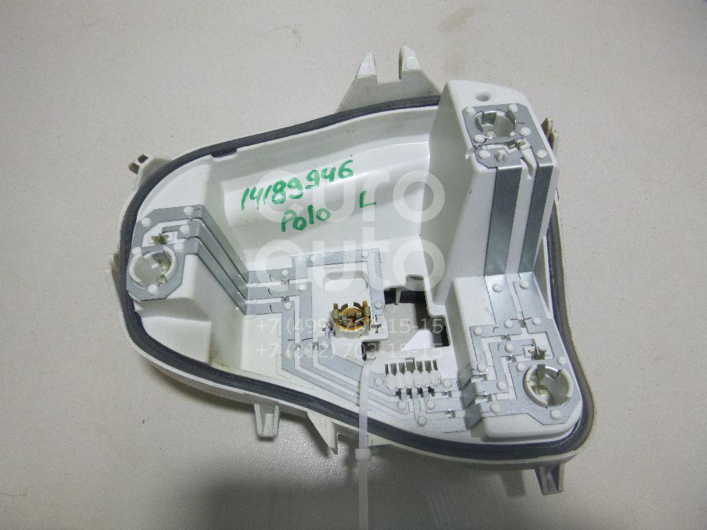 Купить Плата заднего фонаря левого VW Polo (Sed RUS) 2011-; (6RU945257B)