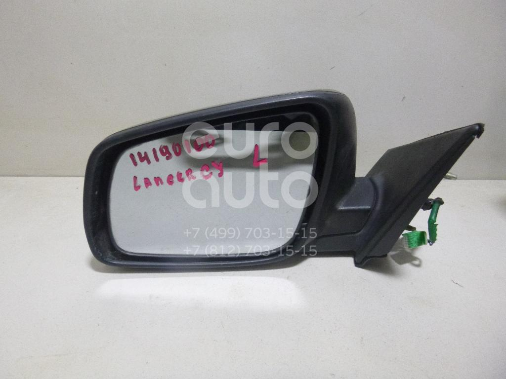 Купить Зеркало левое электрическое Mitsubishi Lancer (CX, CY) 2007-; (7632A509)