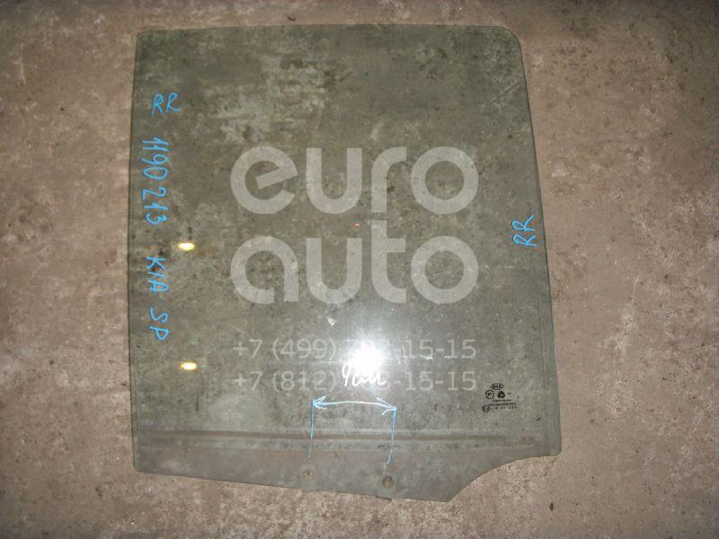 Стекло двери задней правой для Kia Sportage 1994-2004 - Фото №1