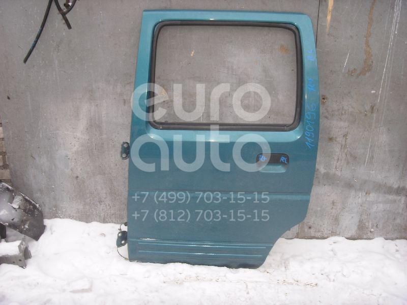 Дверь задняя левая для Suzuki Wagon R+(EM) 1998-2000 - Фото №1