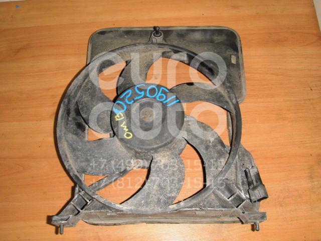 Вентилятор радиатора для Opel Omega B 1994-2003 - Фото №1
