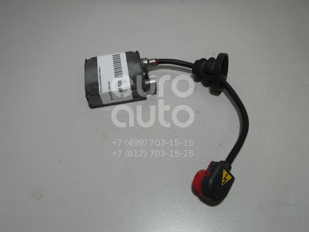 Купить Блок ксеноновой лампы BMW X5 E53 2000-2007; (63128386708)
