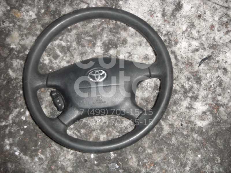 Рулевое колесо с AIR BAG для Toyota Avensis I 1997-2003 - Фото №1
